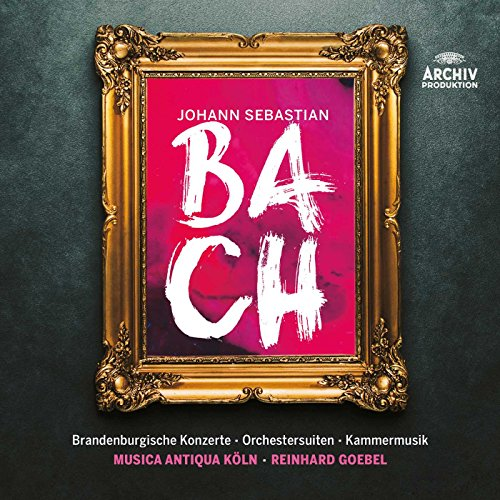Price comparison product image Johann Sebastian Bach Brandenburg Ctos/Orchestral Suites/Chamber Music [13 CD]