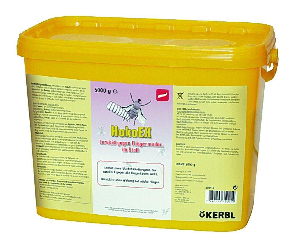 Chemische Insektenbekämpfung Larvizid HokoEX 5000 g geeignet für Landwirtschaft
