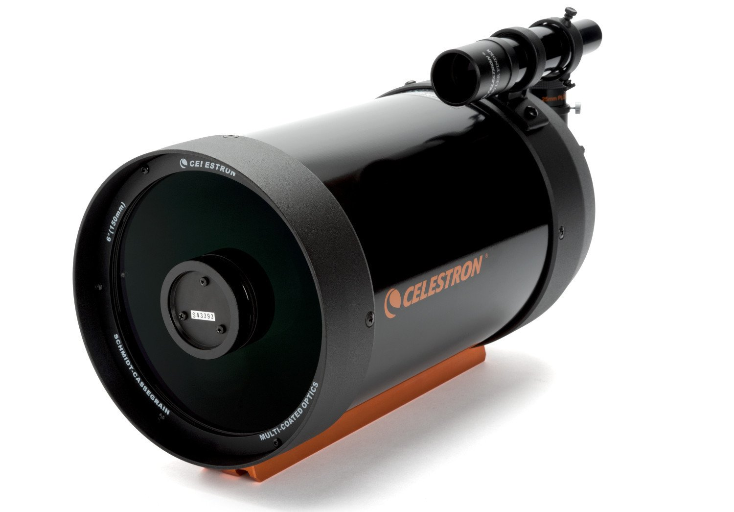 Celestron 6'' Schmidt Cassegrain Optical Tube Assembly with Starbright XLT Coatings Aluminum Tube by Celestron