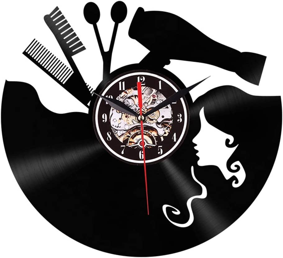 JXSHQS Reloj De Pared Deportivo Escalada En Roca Registro ...