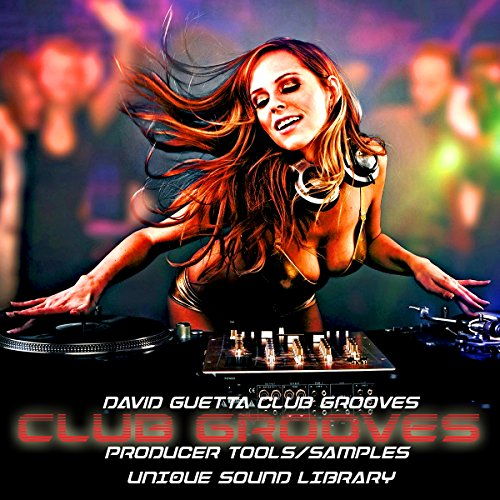 David Guetta Club Grooves - Large unique original WAVE/Kontakt Multi-Layer Samples Library on DVD or download by SoundLoad