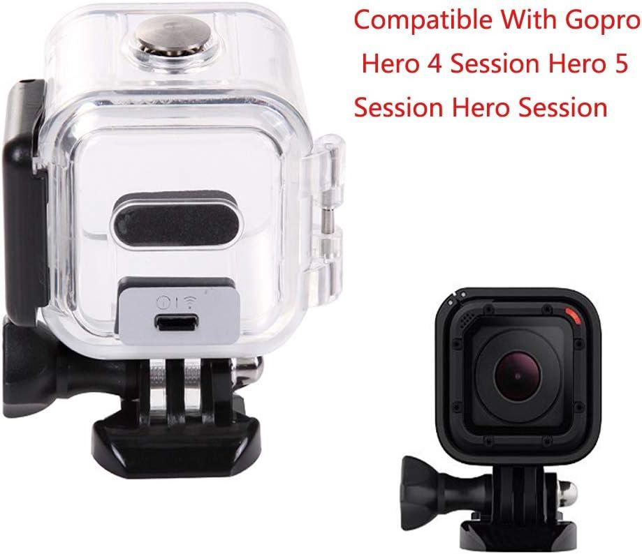Vikdio Custodia Protettiva Impermeabile per GoPro Hero