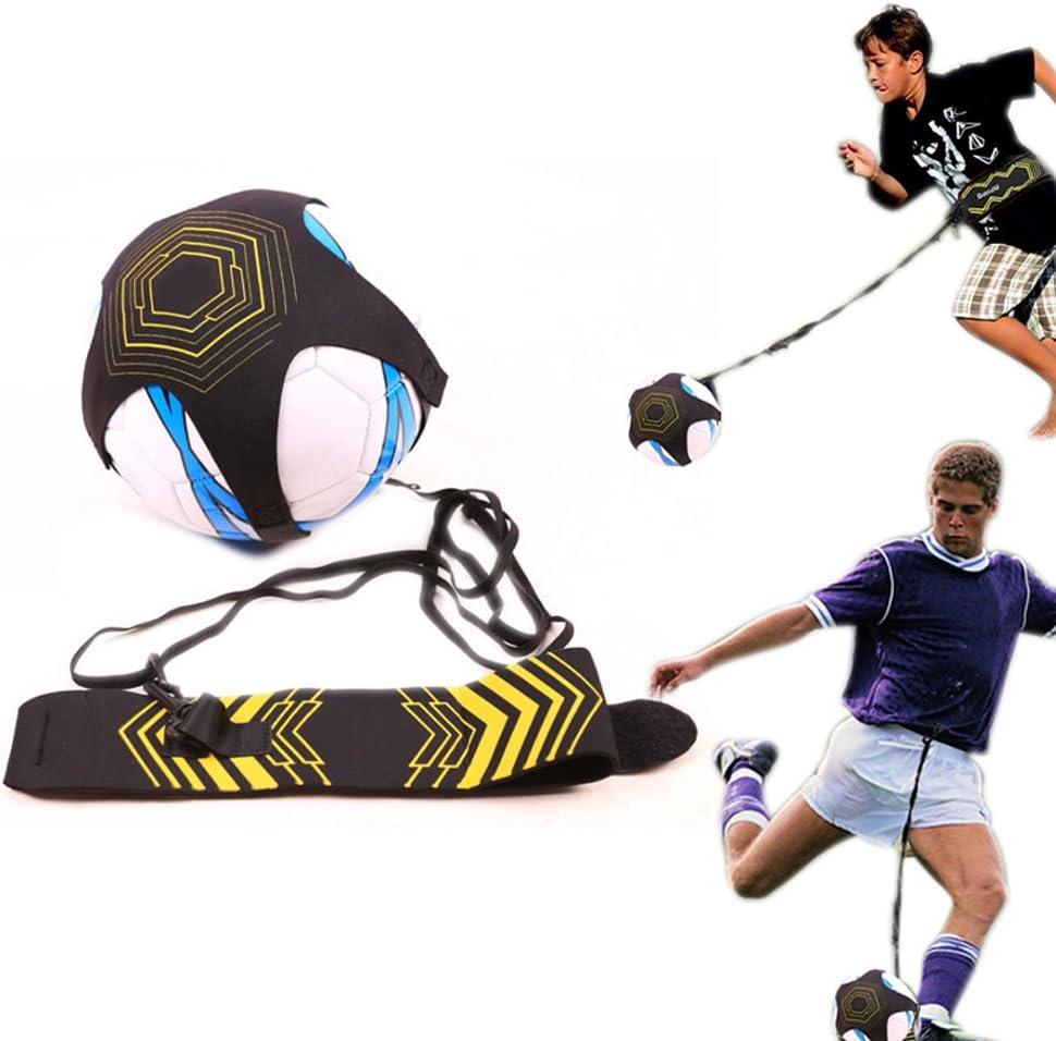 espeedy niños Fútbol Entrenamiento cinturón ajustable niños Fútbol ...