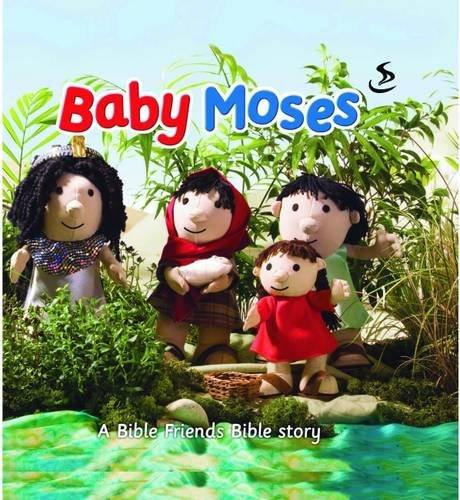 Read Online Baby Moses (Bible Friends) pdf epub