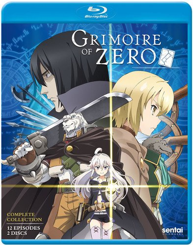 Grimoire Of Zero [Blu-ray]