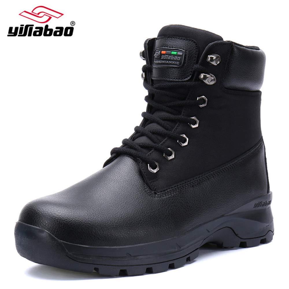 Stiefel Herren Winter Laine Mit Pelz Warm Stiefel Männer Winter Leder Wasserdicht Schuhe Männer Schuhe Mode Rubber Ankle Schuhe 40-44