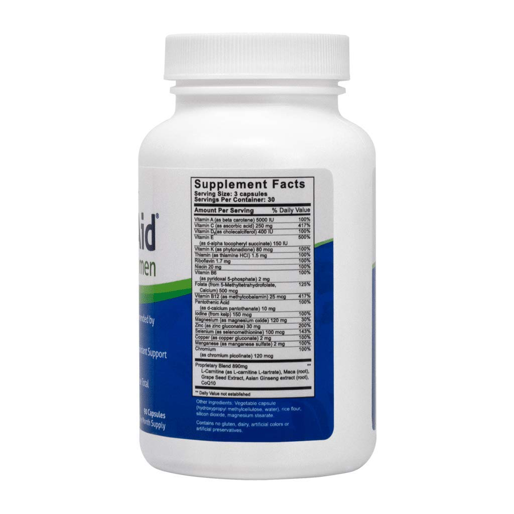 Supplements for healthy sperm