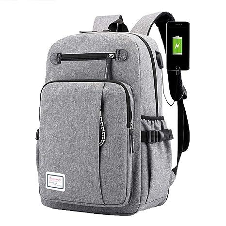Amazon.com  XINGYUNZHE Travel Laptop Backpack b665fe5a733c5