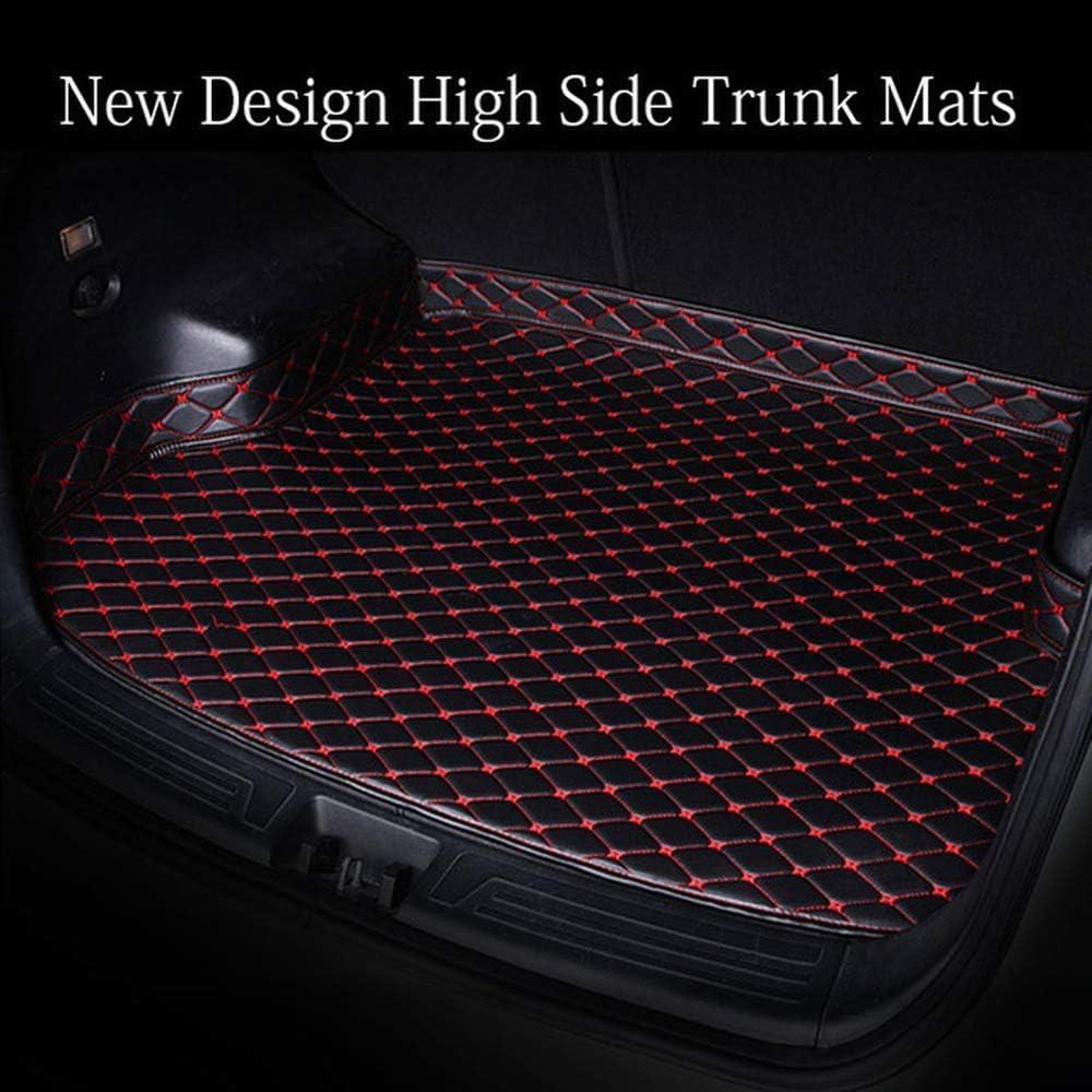 Clmaths Tapis de Coffre de Voiture for Mercedes Benz C117 CLA X156 GLA GLK GLC GLE GLS Classe X204 X205 x166 sur Mesure Tapis Tronc Voiture Cargo Styl sp/éciale Voiture Color : Bright Red
