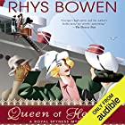 Queen of Hearts Audiobook by Rhys Bowen Narrated by Katherine Kellgren