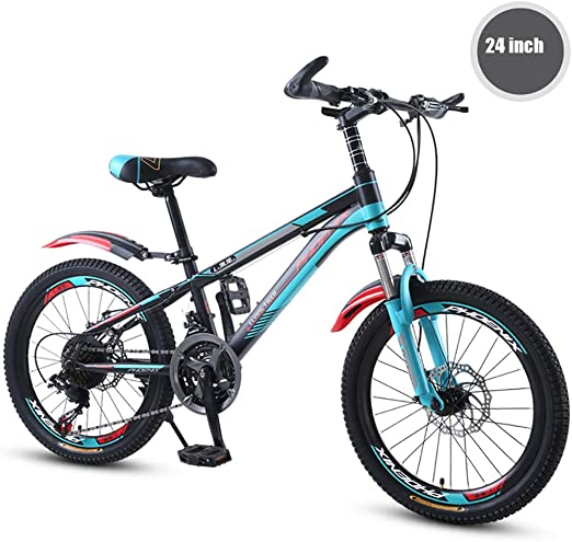 Bicicleta para Niños Bicicleta De Montaña Bicicleta De Niño De 6 ...