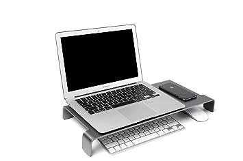 Thingy Club - Soporte Elevador de Pantalla para Ordenadores, portátiles y televisores: Amazon.es: Hogar