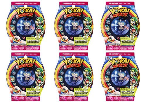yo-kai-yo-motion-season-2-series-1-medals-six-blind-bags-bundle-12-random-medals