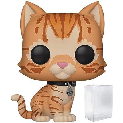 Marvel: Captain Marvel - Goose The Cat Funko Pop! Vinyl Figure (Includes Compatible Pop Box Protector Case): Toys & Games