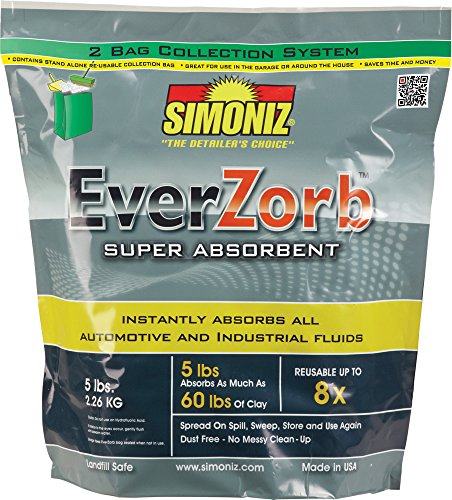 Simoniz Z5002 EverZorb Super Absorbent