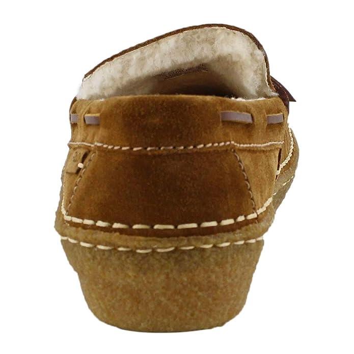 Amazon.com: Polo Ralph Lauren Myles Mocasines Polo Snuff ...