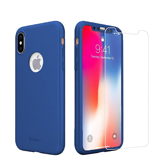 coque iphone x 360