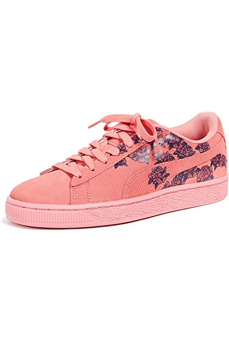 Suede Heart Reset WN's Fashion Sneaker