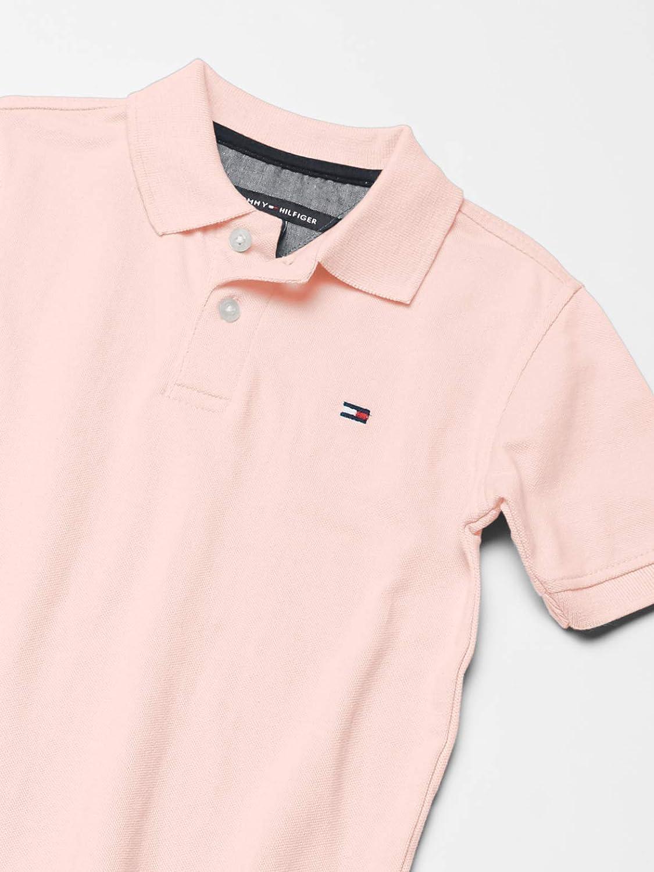 Tommy Hilfiger Boys Short Sleeve Basic Polo