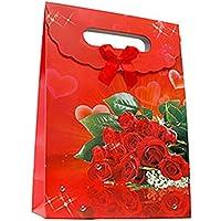 Kullan At Market Kırmızı Güller Lüks Hediye Paketi