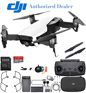 Amazon com: DJI Mavic Air, Fly More Combo, Onyx Black