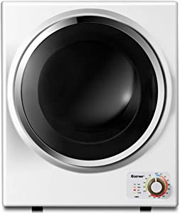 Moralty Wall Mounted Stainless Steel Compact Electric Clothes Dryer,Dryer Electric Clothes Portable Drying Machine Laundry Compact Rack Wardrobe Heater Folding Stainless Steel Cu Air Ft Home Dorm Rv