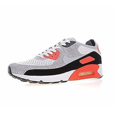 new styles d3d3a 62226 Air Max 90 Homme Sneaker Ultra 2.0 Flyknit Chaussures de Course - Chaussures  de Basket Baskets