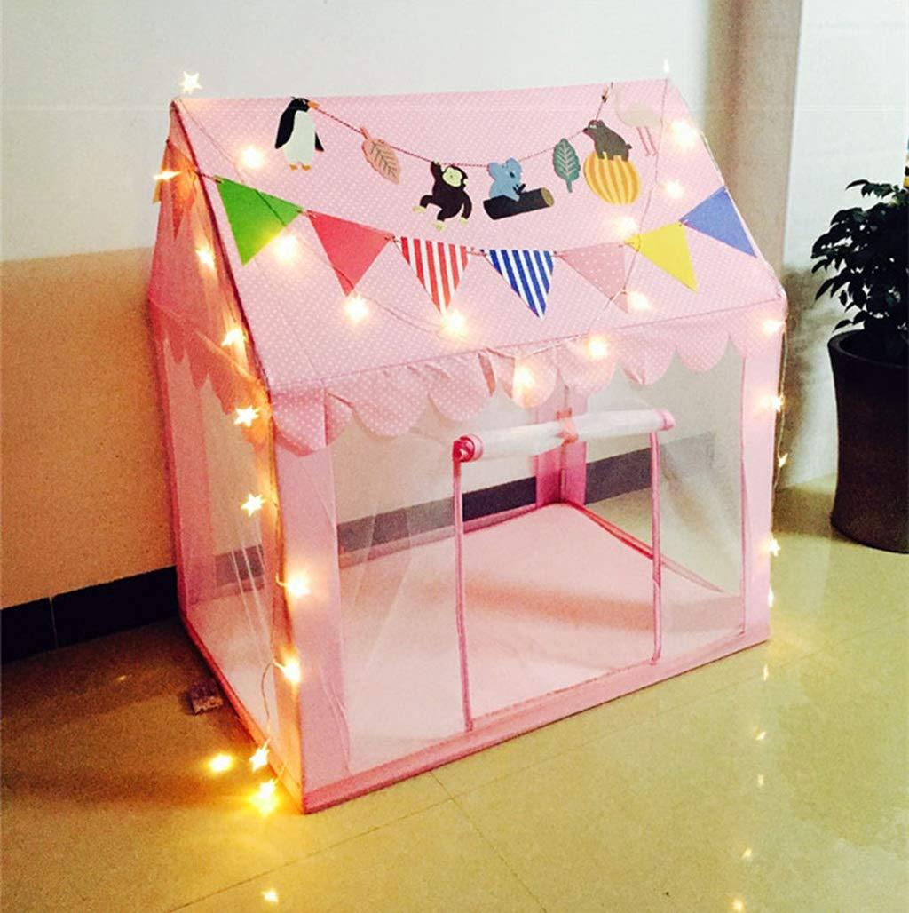 ZPHWH-E HWH Household Toy Moskito Room, Kinder Zelt Indoor Männlichen Mädchen Haus Moskito Toy Atmungs Baby Spiel Haus Spielzeug Lagerung 100  70  110 cm Spiel Haus 9adf56