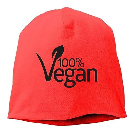 Amazon.com  Woodrow Nora 100% Vegan Beanie Hats Knit Skull Caps ... af1be719559
