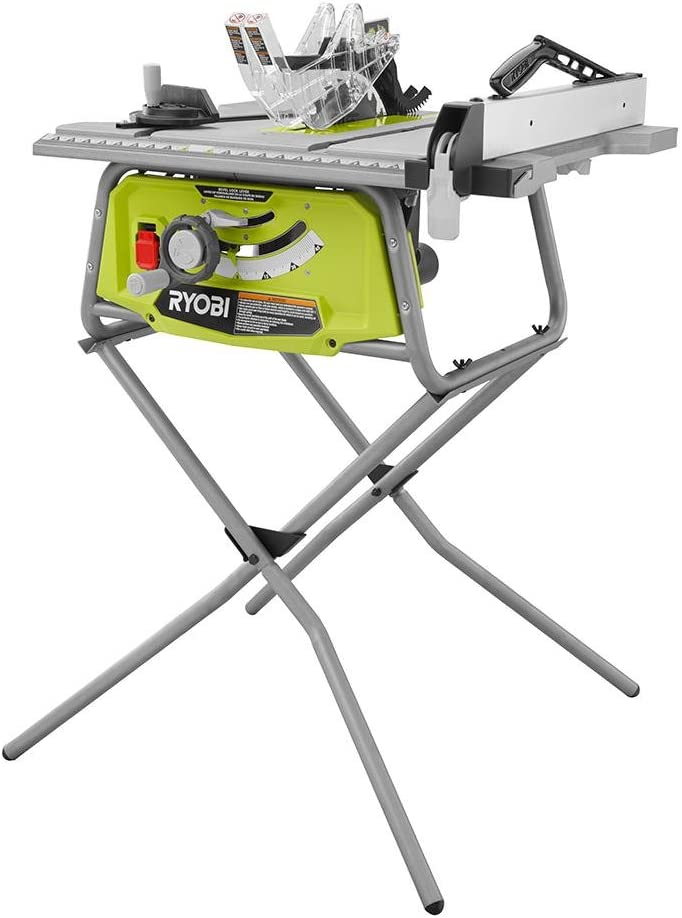 Ryobi 10 in Best Portable Table Saws