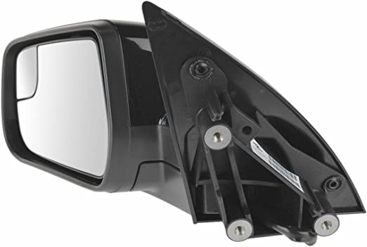 Mirror Power Heated Blind spot LH Left Driver Side for 12-14 Equinox Terrain