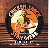 Poor Boy - The Deram Years 1972-1974 -  Chicken Shack Feat. Stan Webb