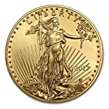 #8: 2017 1/4 oz Gold American Eagle BU Gold Brilliant Uncirculated