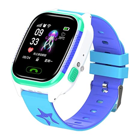 Ip67 Smart Childrens Phone Watch, Kids Smartwatch Impermeable con ...