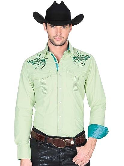 72106c5f6d Camisa Vaquera M Larga El General 65% Polyester