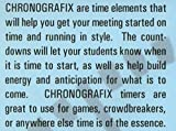 Chronografix, Volume 2: Visual Timekeepers for Ministry by Visual Reality