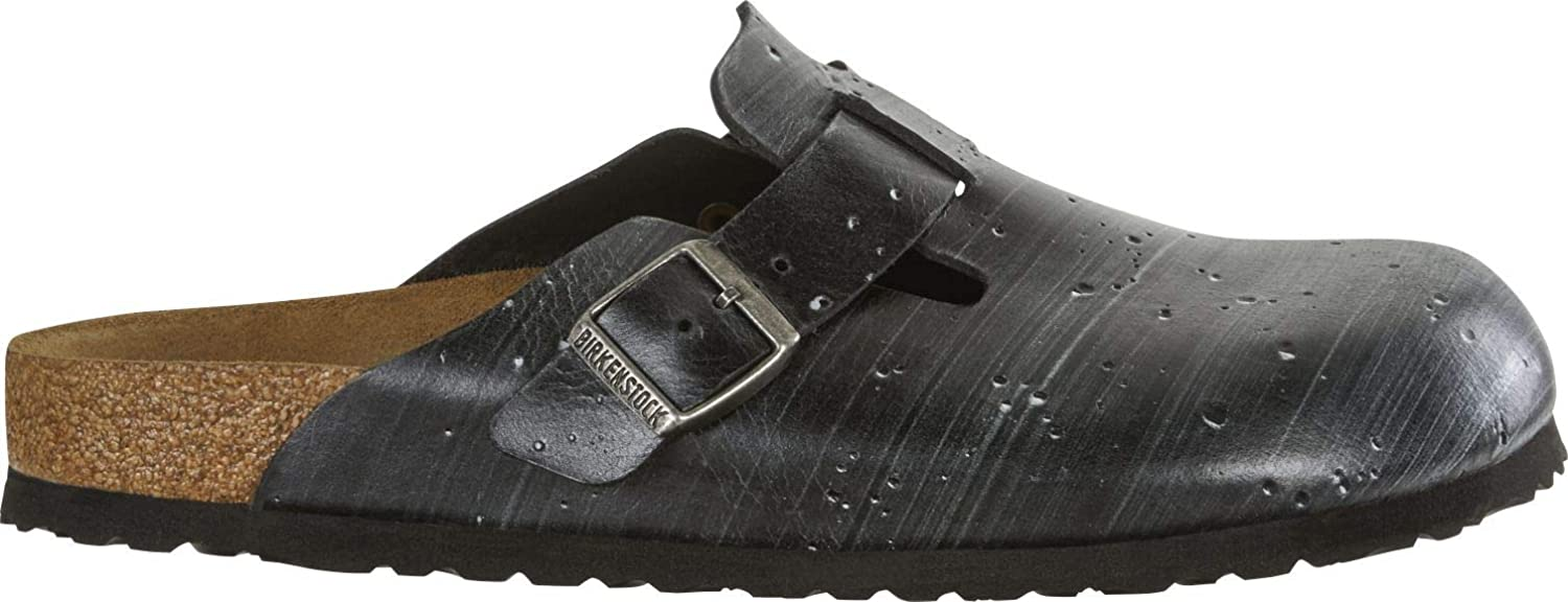 8ec2db60184a31 Birkenstock Schuhe Boston Leder Schmal  Amazon.co.uk  Shoes   Bags