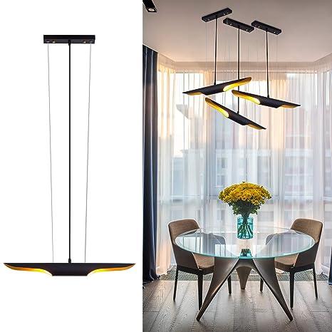 Gl Modern Pendant Light Led Hanging Light Aluminum Ceiling Light For