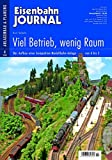 Viel Betrieb, wenig Raum - Der Aufbau einer kompakten Modellbahn-Anlage von A-Z - Eisenbahn Journal Anlagenbau & Planung 4-2008
