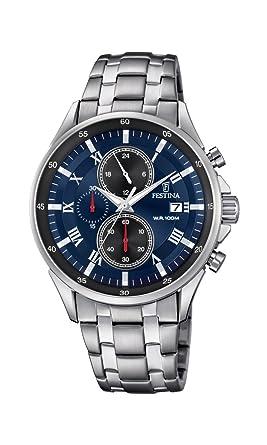 41c454d6519 Festina Horloge F6853-2: Festina: Amazon.fr: Montres