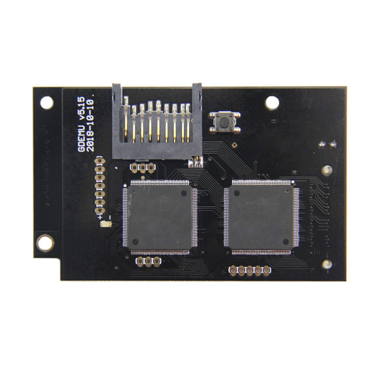 LICHIFIT Repair Part V5.15 GDEMU Optical Drive Simulation Board for SEGA Dreamcast Second Generation Built-in Free Disk replacement VA1 DC Game