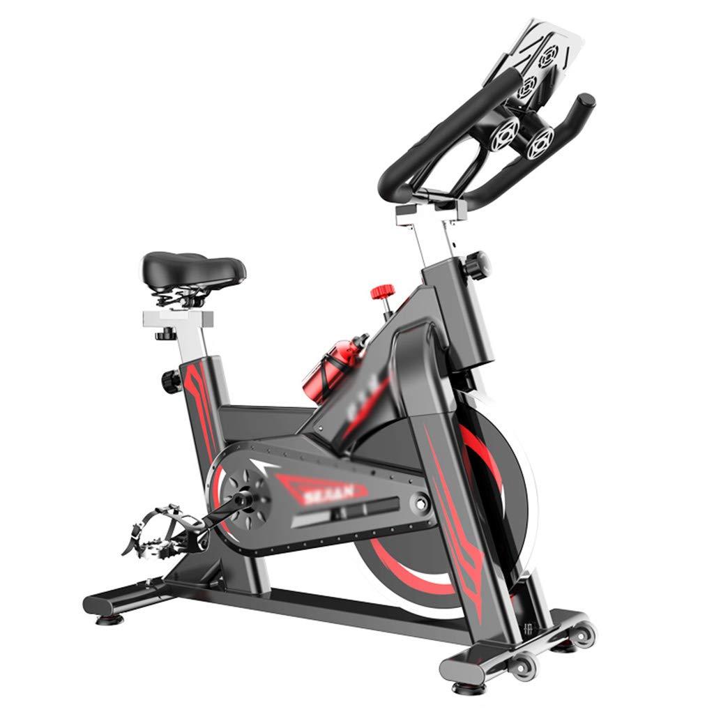 HWH Bicicleta de interior, bicicleta de spinning ultra silencioso ...