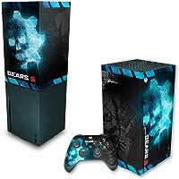 Capa Anti Poeira e Skin Xbox Series X - Modelo 018