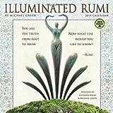 The Illuminated Rumi 2019 Wall Calendar