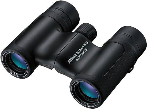 Nikon Aculon W10 10×21 Waterproof Black Binoculars