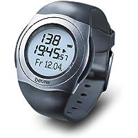 Beurer PM25 - Pulsómetro con Correa Pectoral, Sumergible 30 m, medidor ritmo cardíaco,…