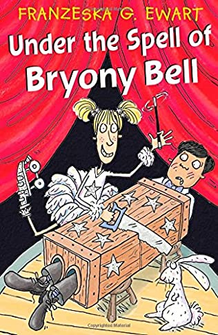 book cover of Under the Spell of Bryony Bell