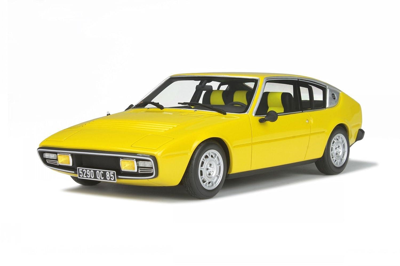 Box Matras Baby : Matra bagheera serie 1 typ 2 gelb modellauto ot630 otto 1:18