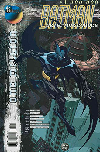 Detective Comics #1000000 VF/NM ; DC comic book