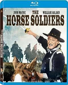 Horse Soldiers Edizione Stati Uniti Alemania Blu Ray